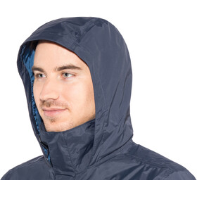 The North Face Resolve Parka Homme, urban navy/shady blue